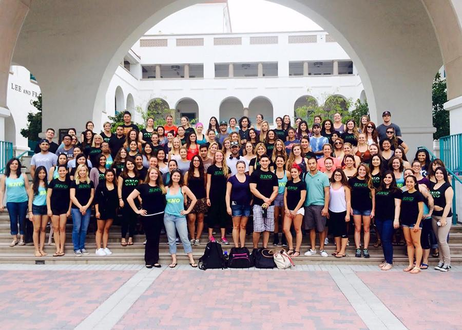 SDSU student organization hosts event to fight childhood obesity