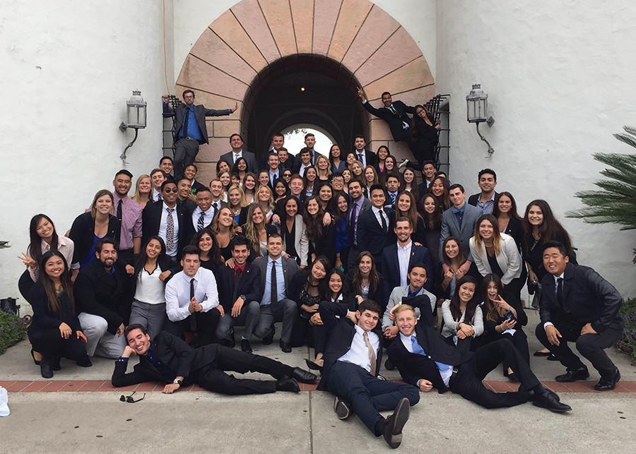 Alpha Kappa Psi furthers its campus influence
