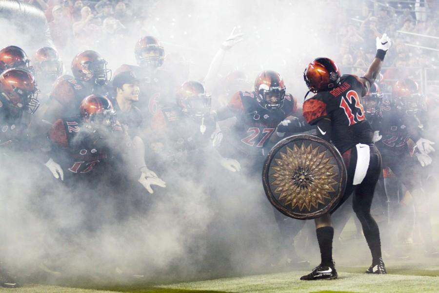 Running game key for SDSU to keep Hawaii's quick-strike offense off the field
