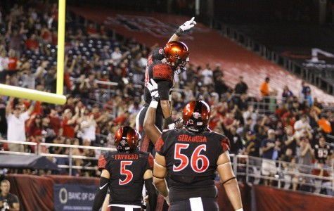 Aztec football practice report: Trip to Hawaii won't be a 'field trip'