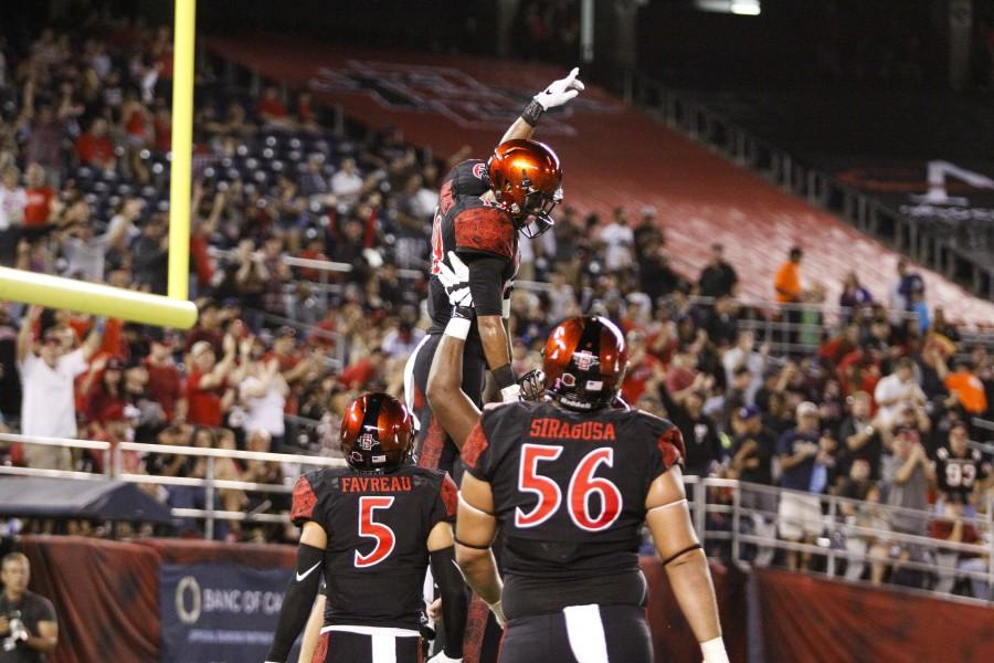 Aztec football practice report: Trip to Hawaii wont be a field trip