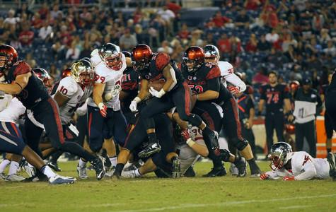 Pumphrey's injury opens door for other capable running backs