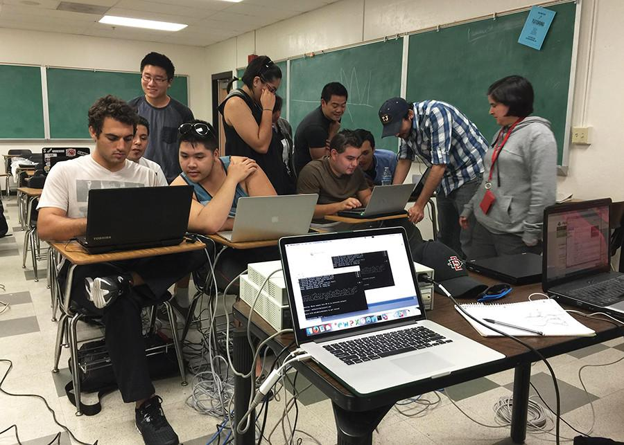 New club teaches cyber security through hacking