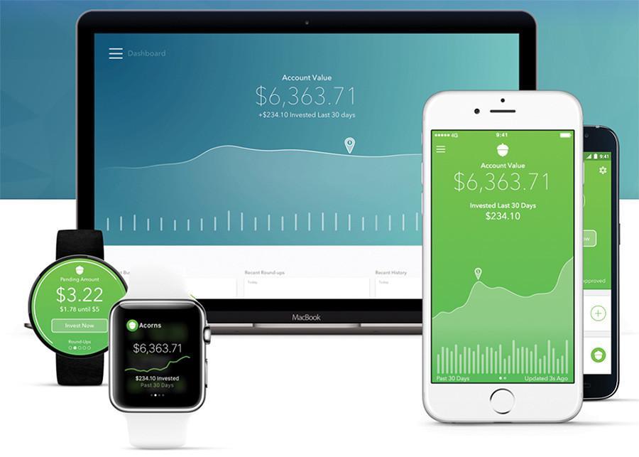 App attracts student investors