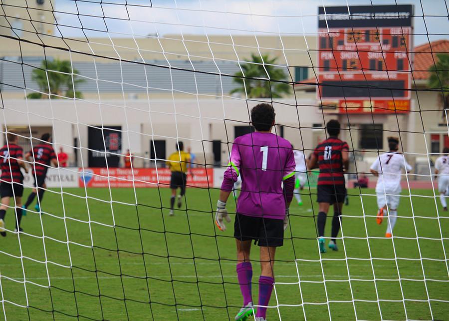 SDSU mens soccer falls short against No. 3 Stanford