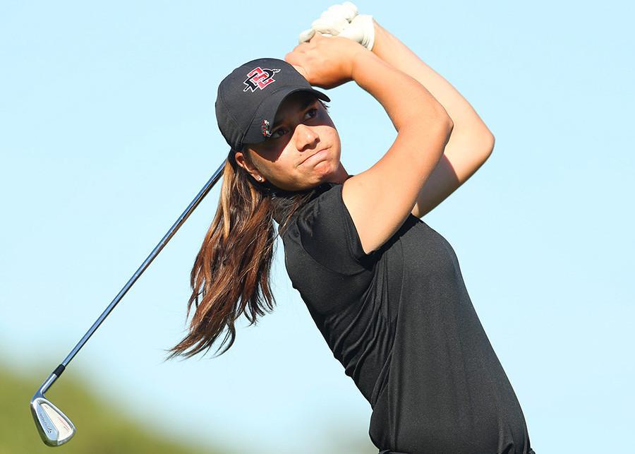 Confidence brimming for SDSU womens golf team