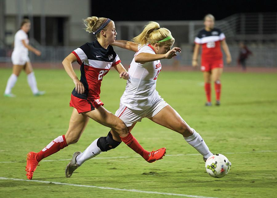 SDSU women's soccer preps for Mountain West tournament