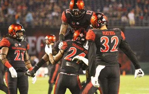Aztecs blow out the Rams 41-17 in Fort Collins