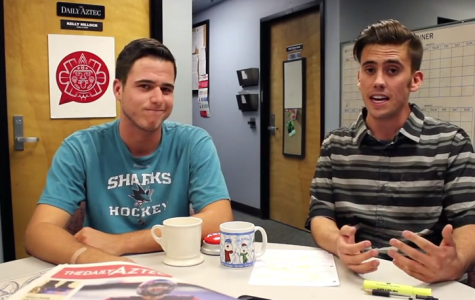 VIDEO: The Daily Aztec Sports Talk 10/9/15
