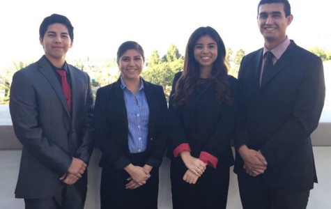 SDSU students compete in Ford Ambassador Challenge