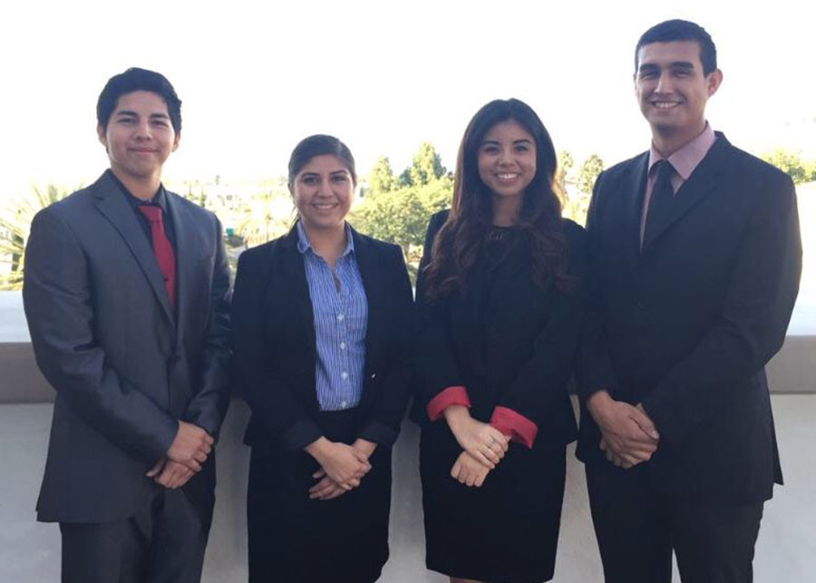 SDSU students compete in Ford Ambassador Challenge