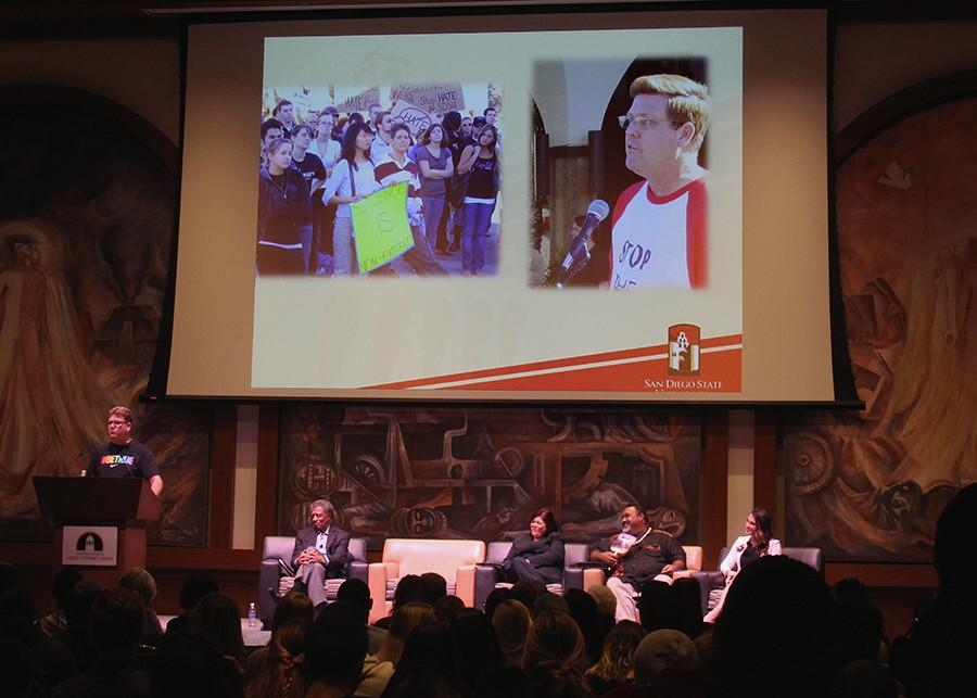Aztec alumni share leadership advice with current students