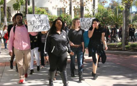 Demonstrators bring Mizzou movement to SDSU