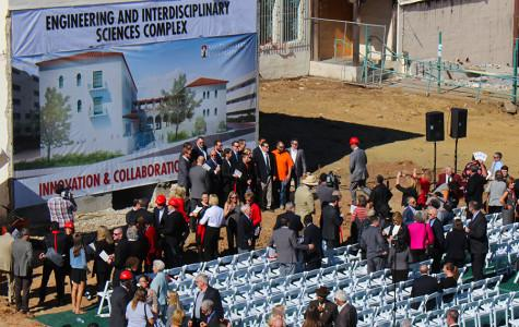 Construction begins for Engineering and Interdisciplinary Sciences Complex
