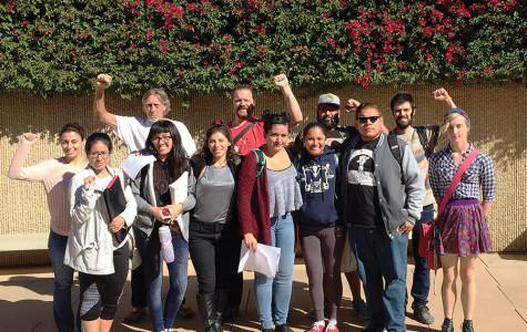 Aztec Shops attempts to stop student workers unionizing