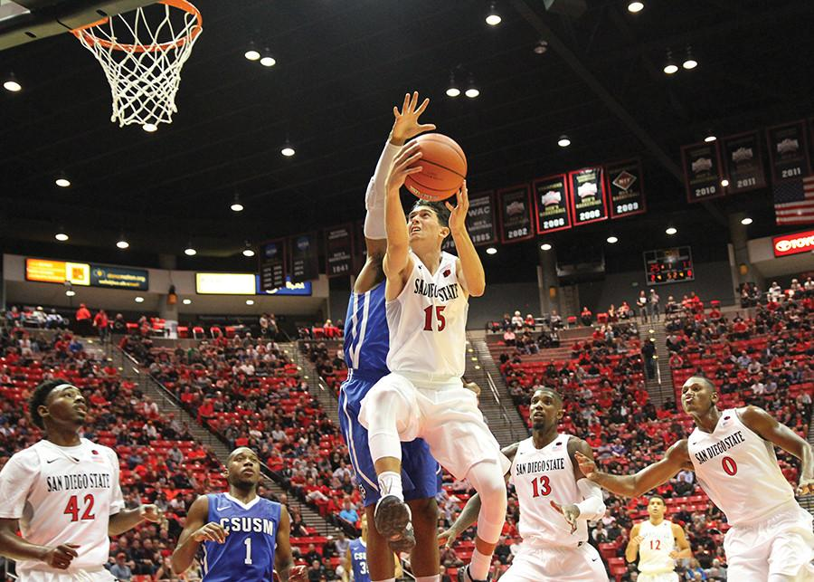 Ben Perez looks like an X-factor for the Aztecs