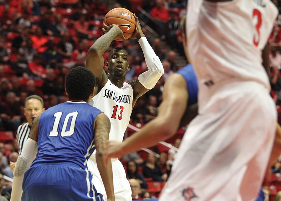 SDSU crushes Cal State San Marcos 86-48 in exhibition