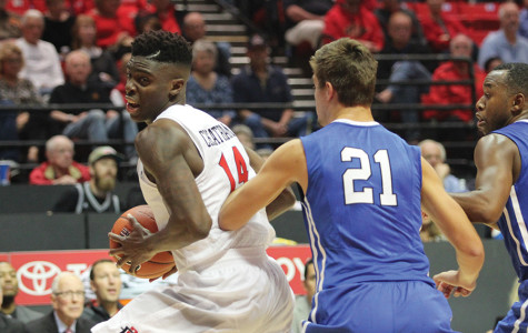 SDSU's Zylan Cheatham excited to bring energy to the Aztecs