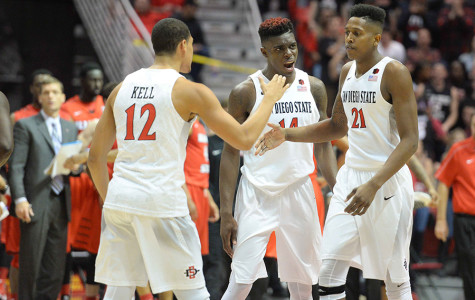 Free throws decide SDSU's fate against No. 16 Utah in 81-76 loss