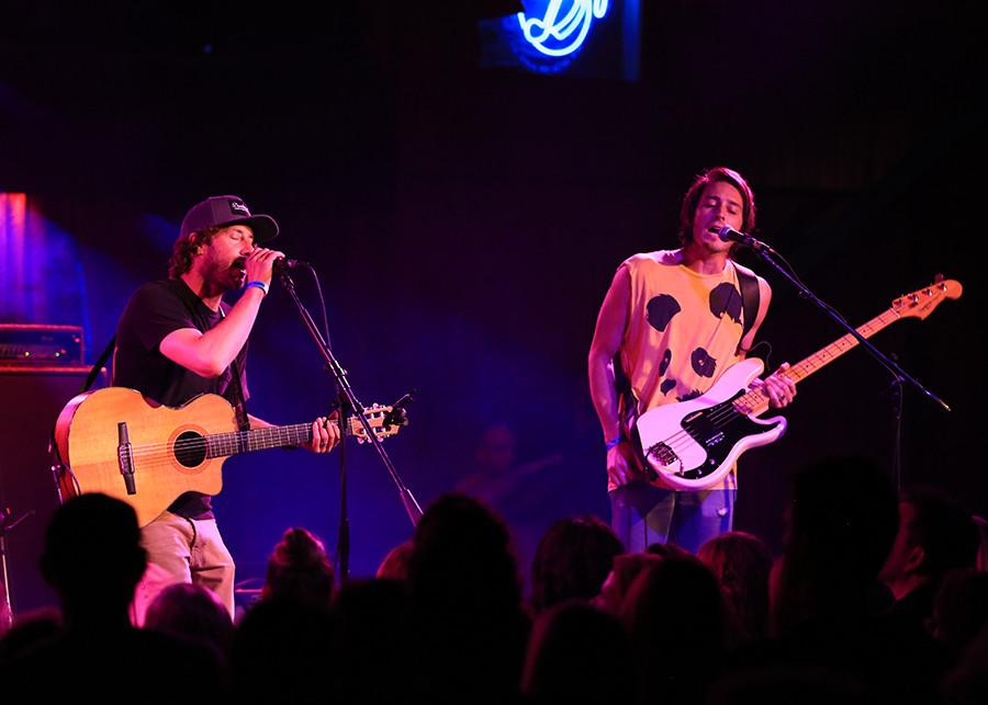 Surfers and skinny dippers alike convene at The Belly Up for Rob Machado Foundation