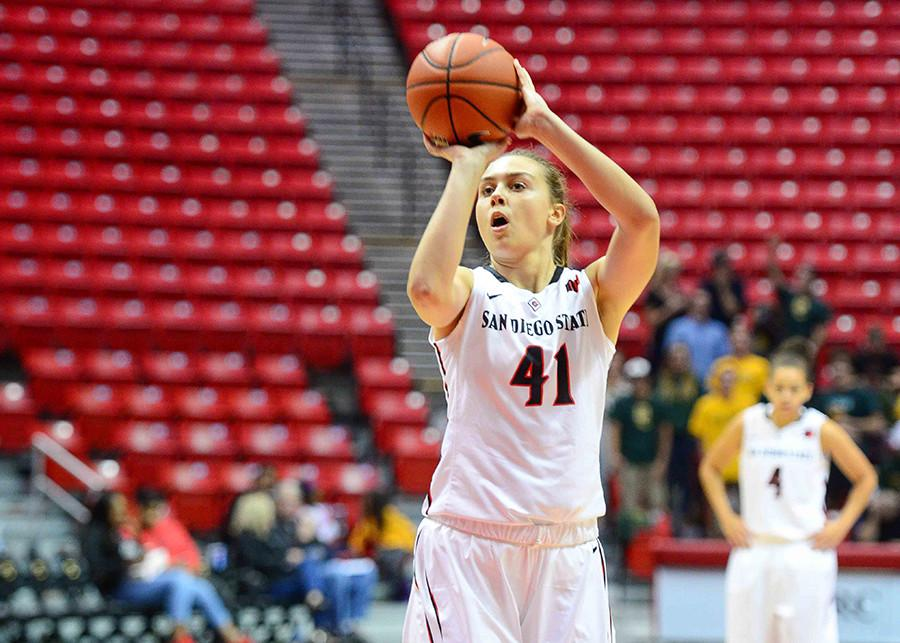Women's basketball looks to bounce back with home matchups against UC Riverside and UC Davis