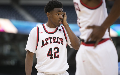 Aztecs upset by USD in city championship, 53-48