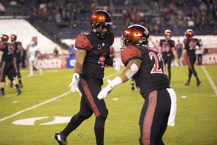 MW Championship game notebook: Jemond Hazely's career night aids SDSU conference title