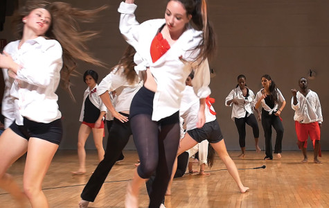 SDSU theatre, dance unite in play