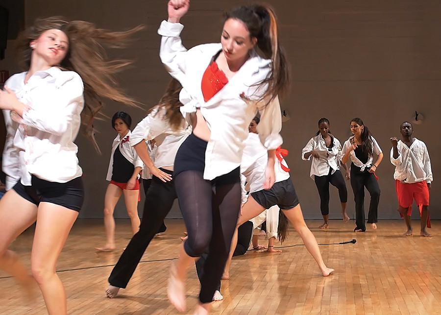 SDSU theatre, dance unite in play