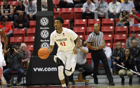 SDSU men's basketball ready for the Wolf Pack's small ball