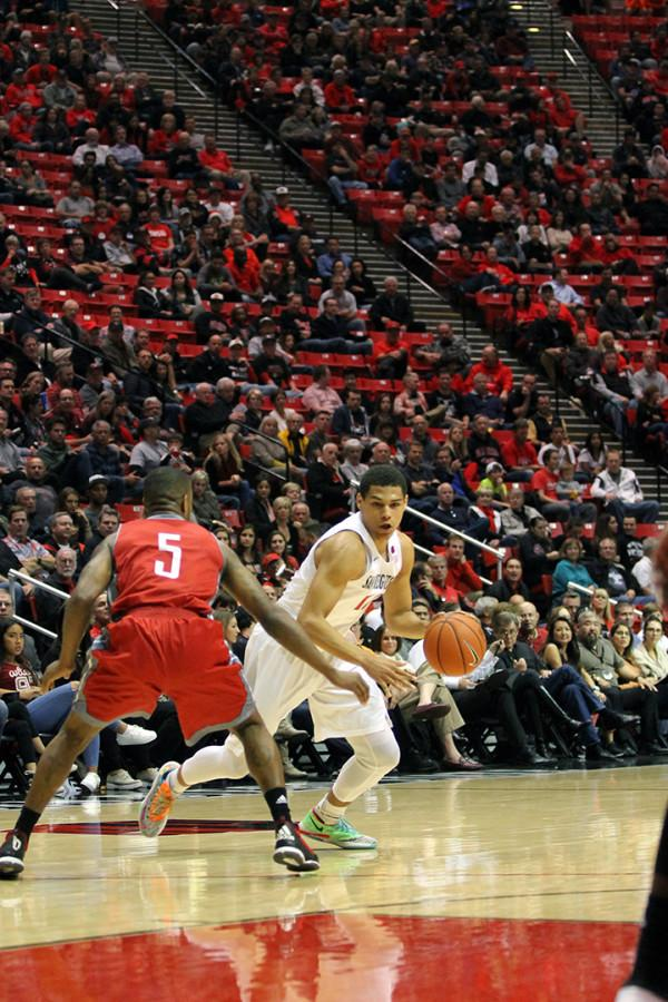 SDSU men's basketball ready for an all-too-familiar opponent