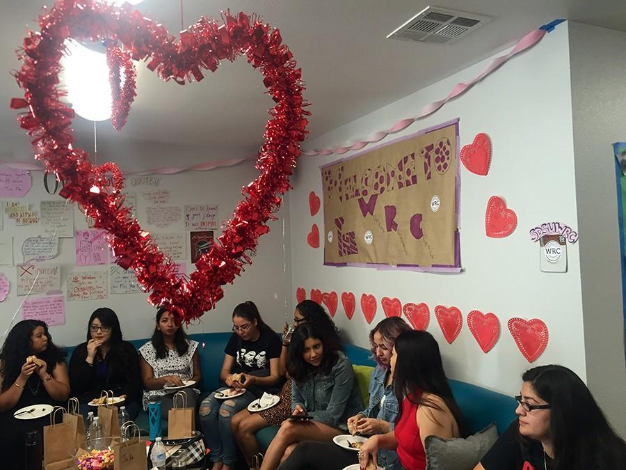 Women's Resource Center hosts first Galentine's Day event