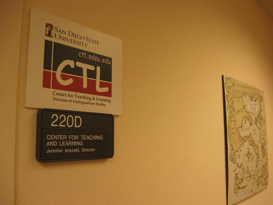SDSU+Center+for+Teaching+and+Learning+serves+as+teaching+education+hub