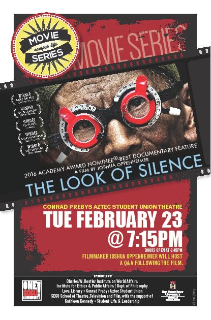 Famed filmmaker hosts screening of his documentary on the Indonesian Massacres