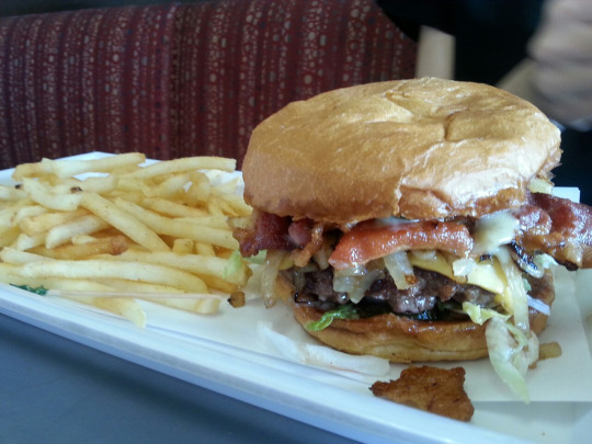 Tasty Tuesday: Secret sauce completes the signature dish of Halphen Red Burgers