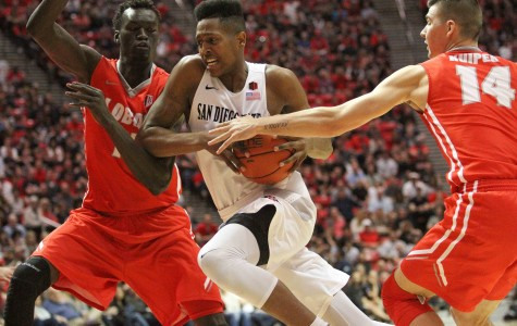 Notebook: Malik Pope to the rescue for SDSU basketball