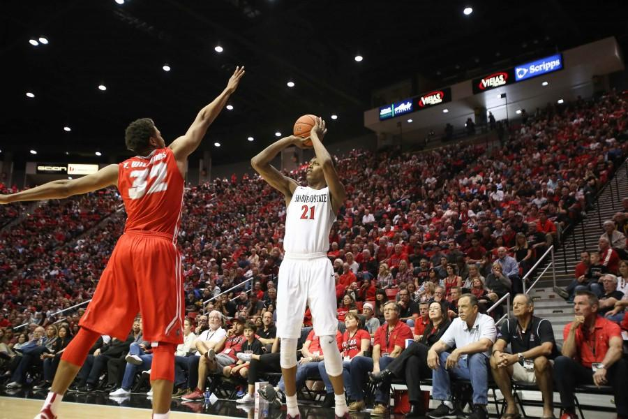 SDSU basketball gets streaks busted again against Fresno State with 58-57 loss