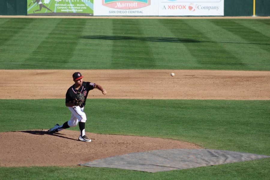 SDSU baseball Feb 14