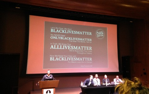 Students and faculty go in-depth about 'Black Lives Matter' movement