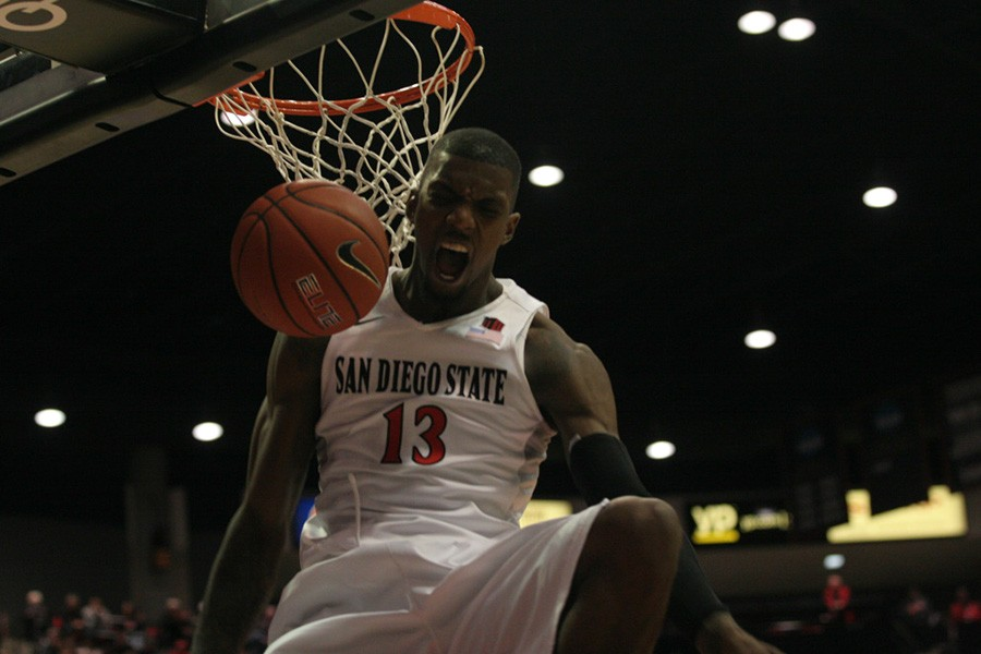 SDSU men's basketball hopes to avenge last year's home loss against Boise State