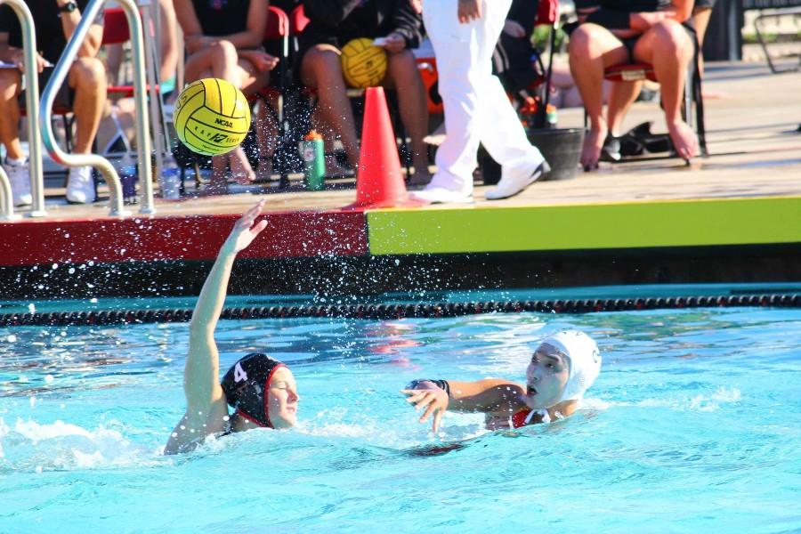 Water polo clinches conference title following two nationally ranked wins