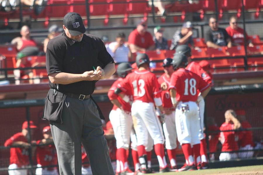SDSU+baseball+welcomes+rival+UNLV+after+big+win+against+Long+Beach+State