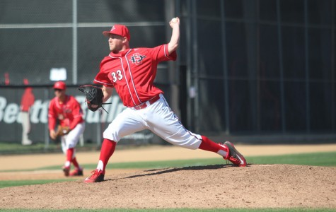 SDSU baseball drops third straight to University of Oregon, 4-3
