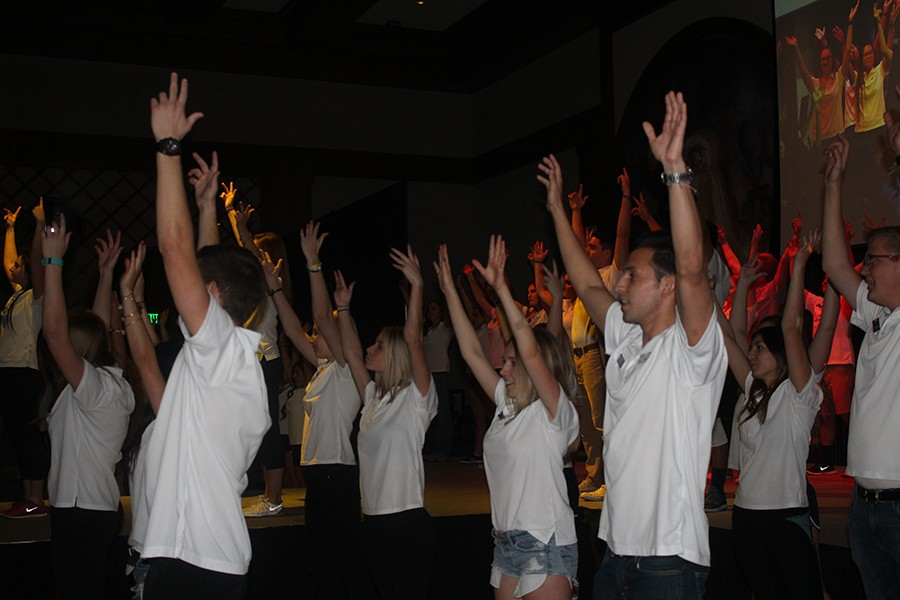 SDSU students raise $84K for children's hospital through Aztec Dance Marathon