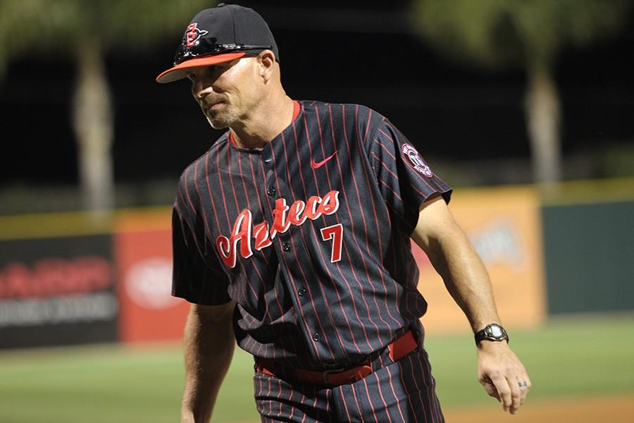 SDSU baseball beefing up schedule again as Mountain West titles continue to flow