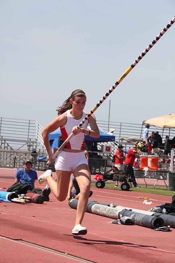 Track and field stars ready for new season