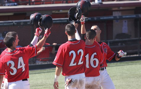 SDSU baseball readies for key series against rival Nevada