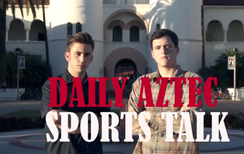 VIDEO: The Daily Aztec Sports Talk 2/5/16