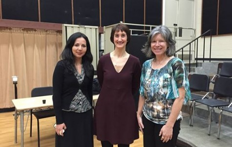Renowned oboist stops by Rhapsody Hall to teach eager students