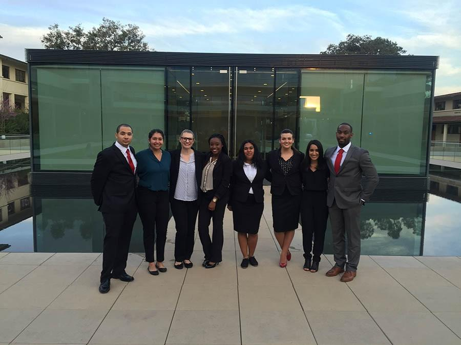 SDSU mock trial team off to a solid start